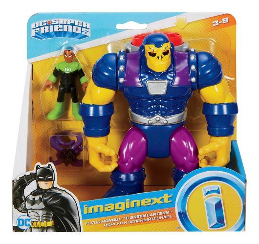 Imaginext DC Super Hero & Villain Friends Vehicle, Assorted