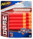 NERF Mega 10 Pack Darts | NERFnull