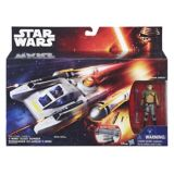 Star Wars Vehicle with Figure | Star Warsnull