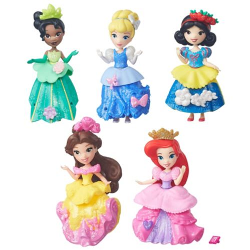 Disney Princess Small Doll Collection, 5-pk Product image