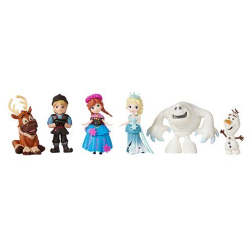 Coffret de poupées et accessoires La Reine des neiges Image de l'article