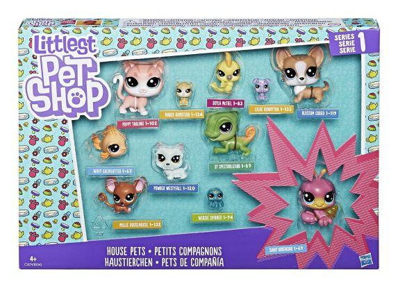 Coffret d'animaux Littlest Pet Shop Image de l'article