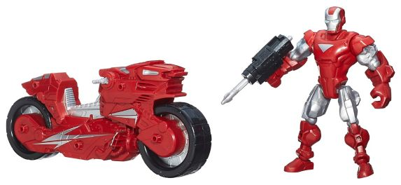 Avengers Figure and Vehicle, Assorted Product image