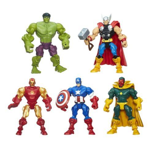 Coffret Avengers Mash Image de l'article