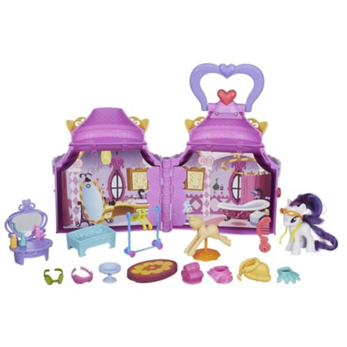 My Little Pony Rarity Booktique Playset Product image