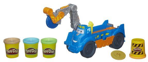 Camion et pâte à modeler Play-Doh Diggin Rigs BuzzSaw