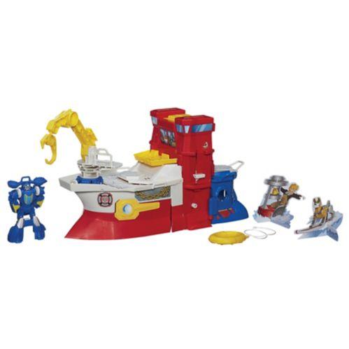 Bateau de sauvetage Transformers High Tide