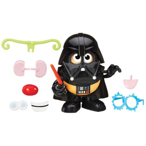 Mr Potato Head Star Wars Darth Vader Container Product image