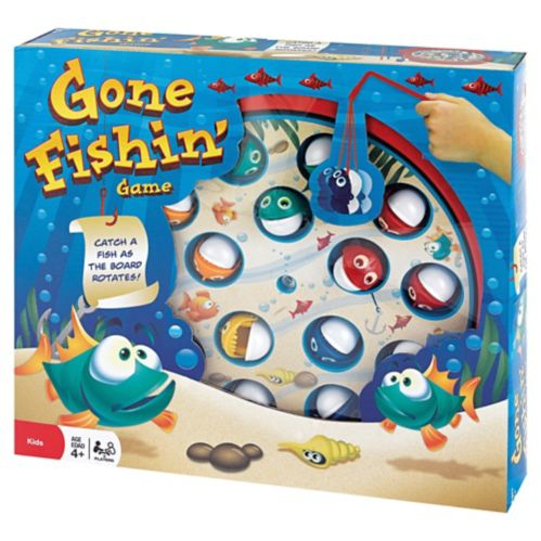 Gone Fishin' Game Product image