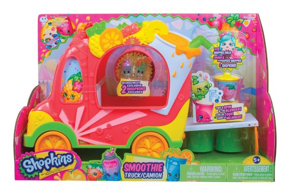 Coffret camion à smoothies Shopkins Image de l'article