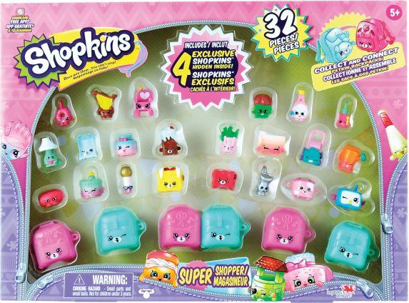 Shopkins Super Shopper Playset, 32-pc Product image