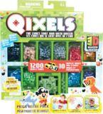 Recharge Qixels S3, mégaformat