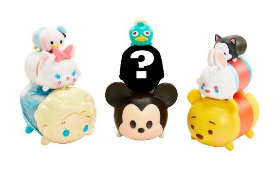 Figurines Disney Tsum Tsum, paq. 9 Image de l'article