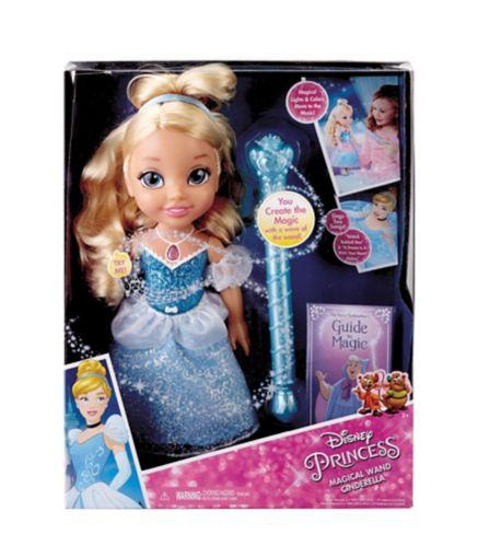 Disney Princess Magical Wand Cinderella Doll