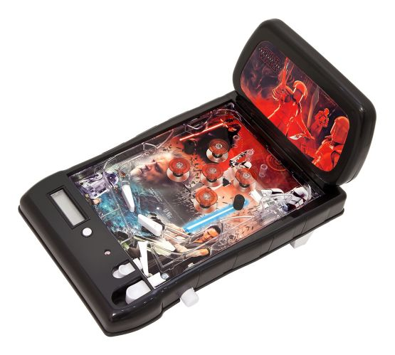 Star Wars Episode 8 Table Top Pinball