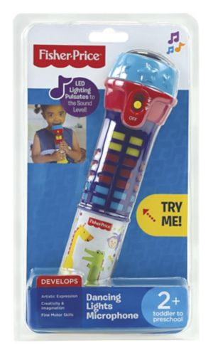 Fisher-Price™ Dancing Lights Microphone