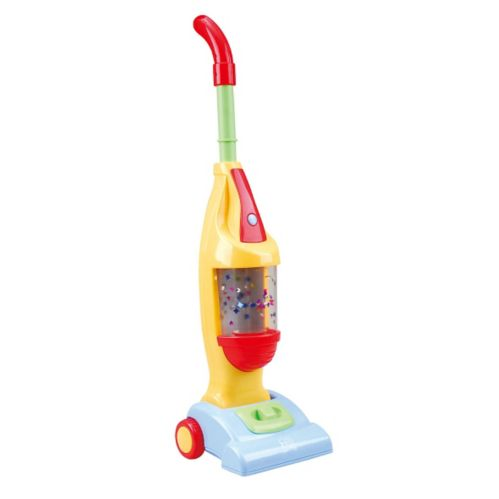 Kids Upright Light Up Vacuum