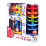 Tour d'activités sensorielles 3 en 1 | Playgonull