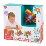Junior Mechanic Building Toy | Playgonull