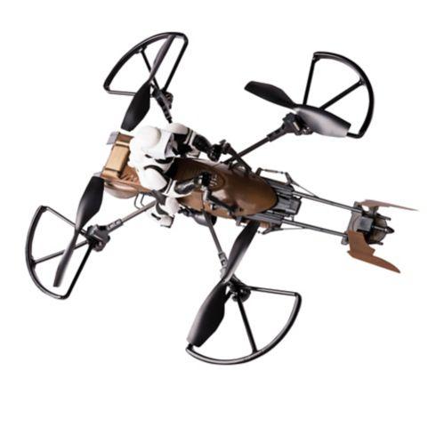 Moto Speeder téléguidée Star Wars Air Hogs Image de l'article