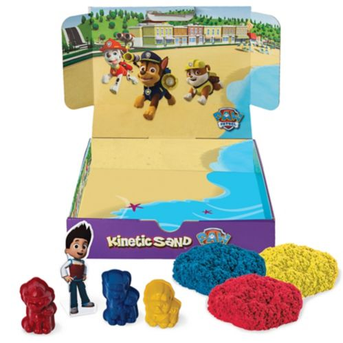 Paw Patrol Kinetic Sand Character Play Set Product image