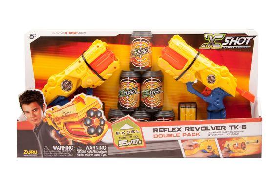 X-Shot Reflex Revolver Product image