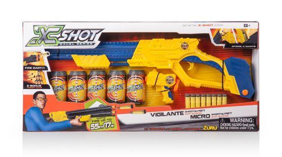 X-Shot Micro Vigilante Product image