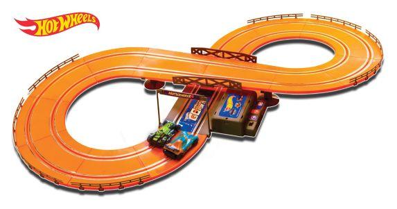 Hot Wheels Slot Car Track Set, 9-ft Product image