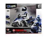 RC Yamaha 1:6 Scale Raptor 700R Race Quad | Yamahanull