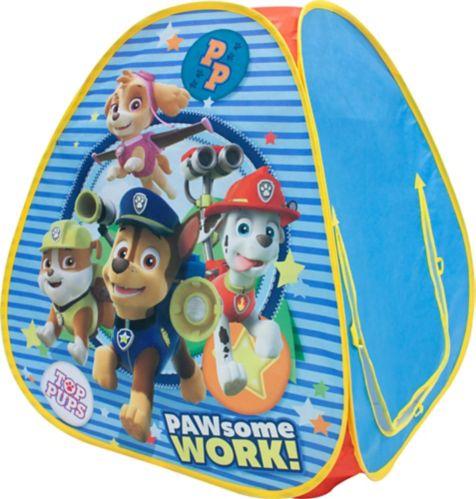 Paw Patrol Classic Hideaway Play Tent Product image