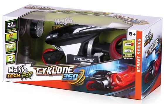 RC Cyclone 360