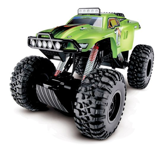 Camion téléguidé Rockzilla de série Pro