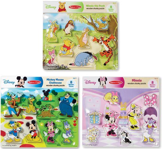Casse-tête Disney à grosses pièces Melissa & Doug Image de l'article