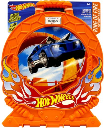 Étui Hot Wheels Rings Of Fire Image de l'article
