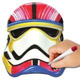 Tête en vinyle Star Wars, Stormtrooper | Star Warsnull