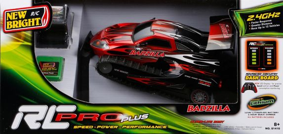 1:14 Scale RCPro Badzilla Race Car Product image