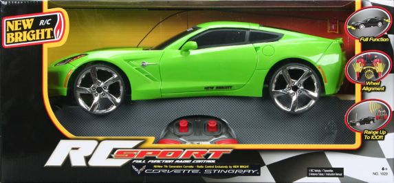 RC Sport 1:10 Scale Race Car Product image