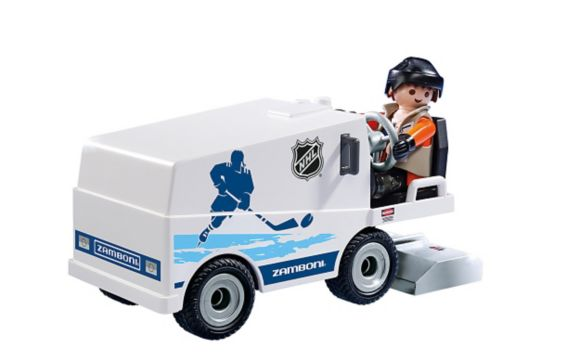 Zamboni de la LNH Playmobil Image de l'article