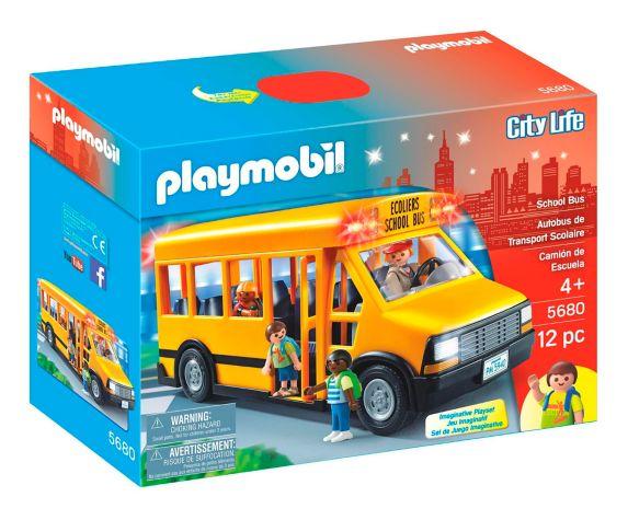 Autobus scolaire Playmobil Image de l'article