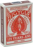 Cartes à jouer Bicycle, 125e anniversaire | Bicyclenull