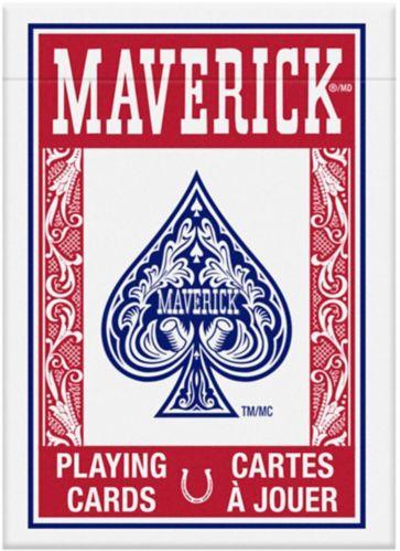 Cartes à jouer Maverick, choix variés Image de l'article