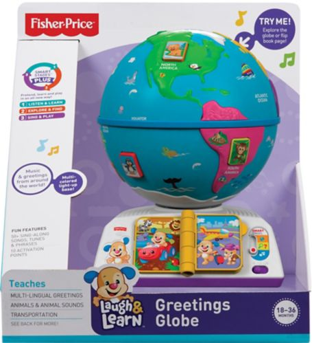 Fisher Price Laugh & Learn Smart Stages Globe Product image