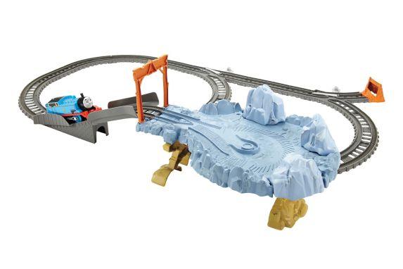 Jeu Thomas le petit train, falaise Image de l'article