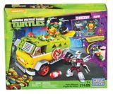 Caravane endiablée Mega Bloks Tortues Ninja | Mattelnull