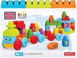 Train Mega Bloks123 | Mattelnull