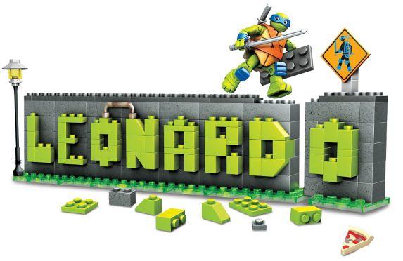 Mega Bloks Name Plate Product image