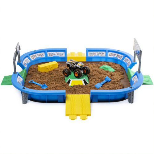 Monster Jam Dirt Arena Playset Product image