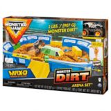 Monster Jam Dirt Arena Playset | Vendor Brandnull
