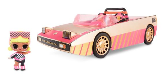 L.O.L. Surprise! Car-Pool Coupe with Exclusive Doll Product image