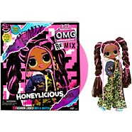 L.O.L. Surprise! O.M.G. Fashion Doll - Remix Honeylicious